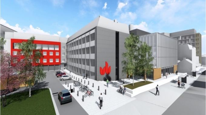 The University of Bedfordshire opens new building dedicated to Science and Technology