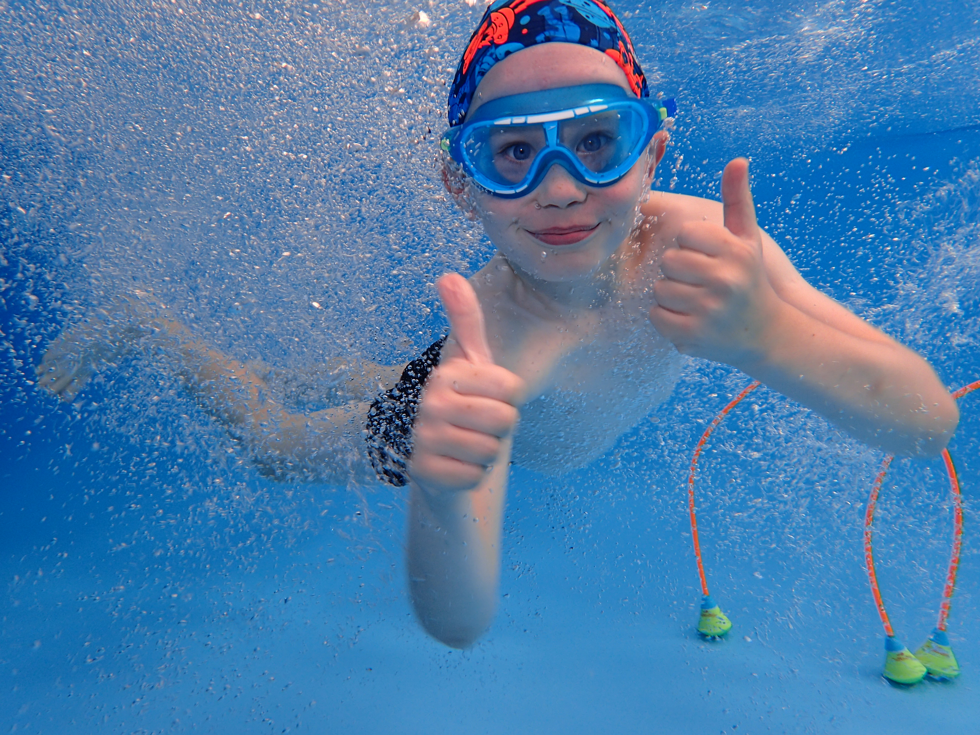 University's business support helps local swim school make a splash!