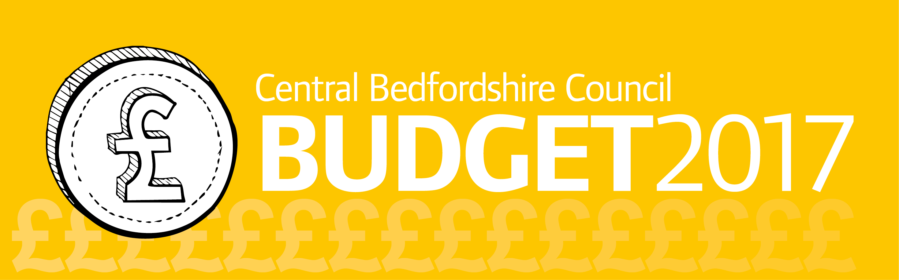 Budget 2017 - Have your say on how Central Bedfordshire Council spends your money