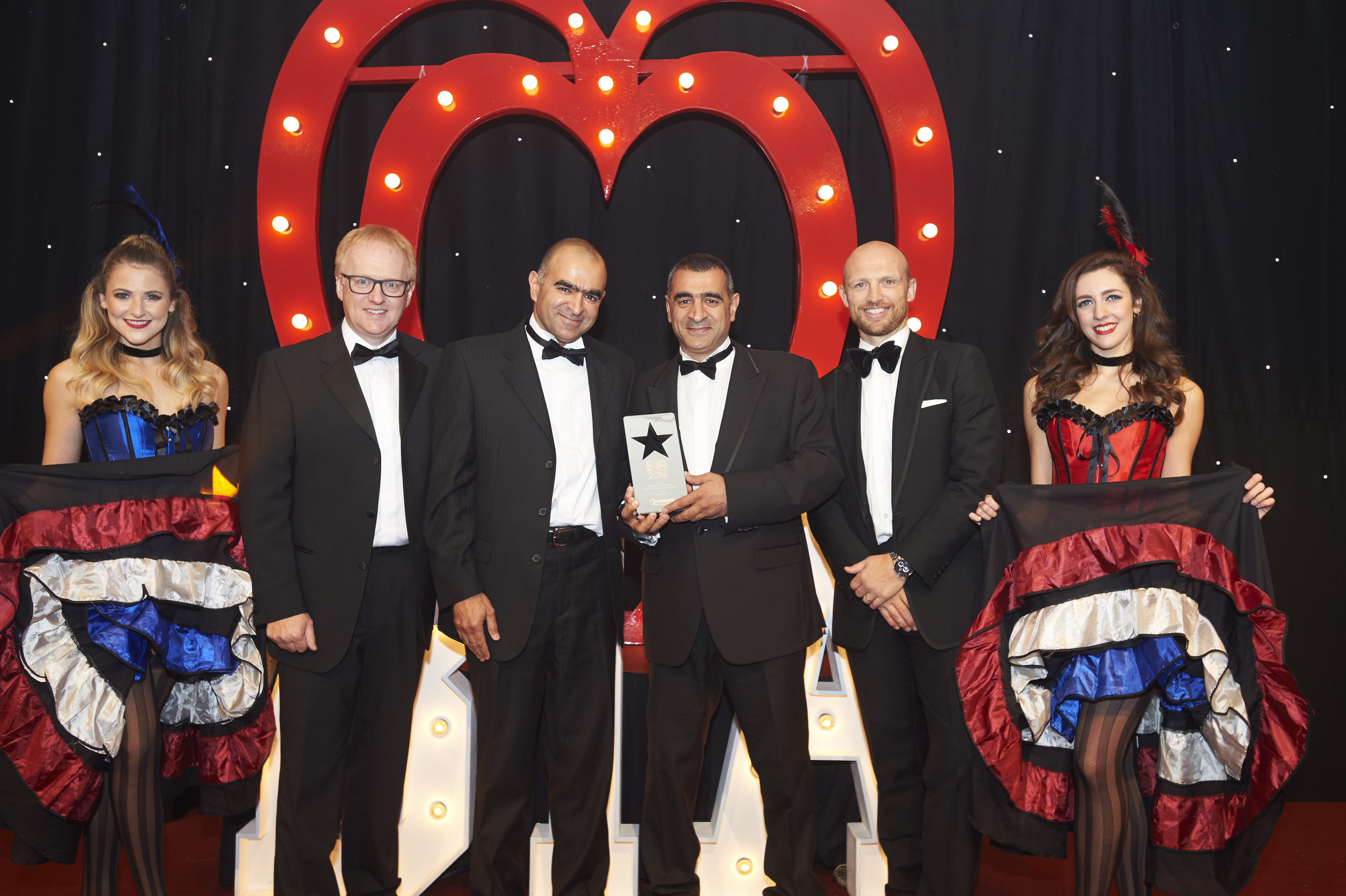 Signature Flatbreads wins Bakery Manufacturer of the Year